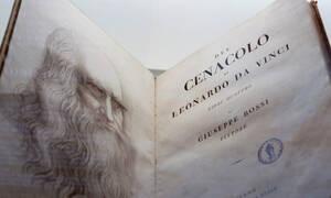 Το έργο του Λεονάρντο ντα Βίντσι «αναγεννάται» 500 χρόνια μετά το θάνατό του (pics)