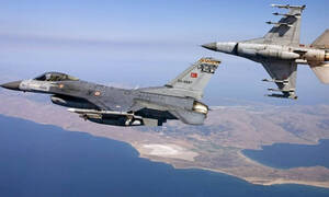 Two Turkish F-16s enter Athens FIR without submitting flight plans