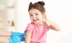 Παιδικά εμβόλια: Γιατί πρέπει να γίνονται στην ώρα τους;