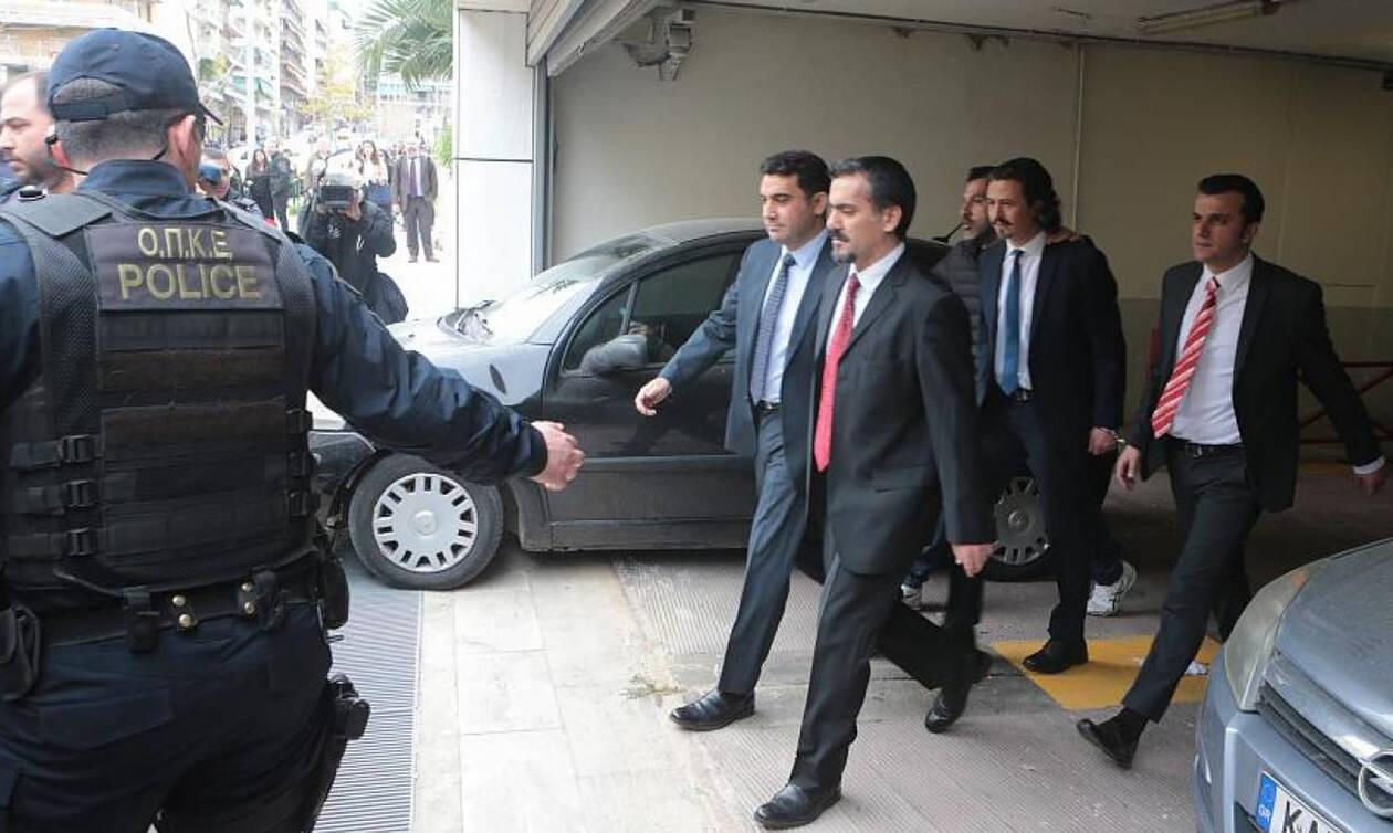 Πιέζουν την Ελλάδα οι Τούρκοι «Εκδώστε μας τώρα τους τρομοκράτες»