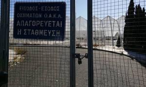 Αυτοψία Newsbomb.gr: Εξευτελιστική η εικόνα του ΟΑΚΑ - Κίνδυνοι και για ανθρώπινες ζωές
