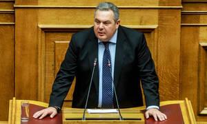 Καμμένος προς Βούτση:«Πράξη νόθευσης οι αλλαγές στα μέλη της Επιτροπής Εξωτερικών»