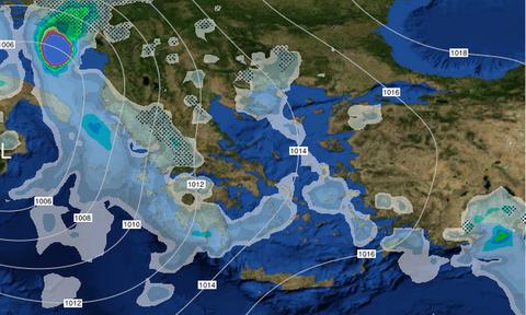 Καιρός: Ποιες Αλκυονίδες; «Σκάει» νέο βαρομετρικό – Καταιγίδες, χιόνια και σκόνη απ' την Αφρική