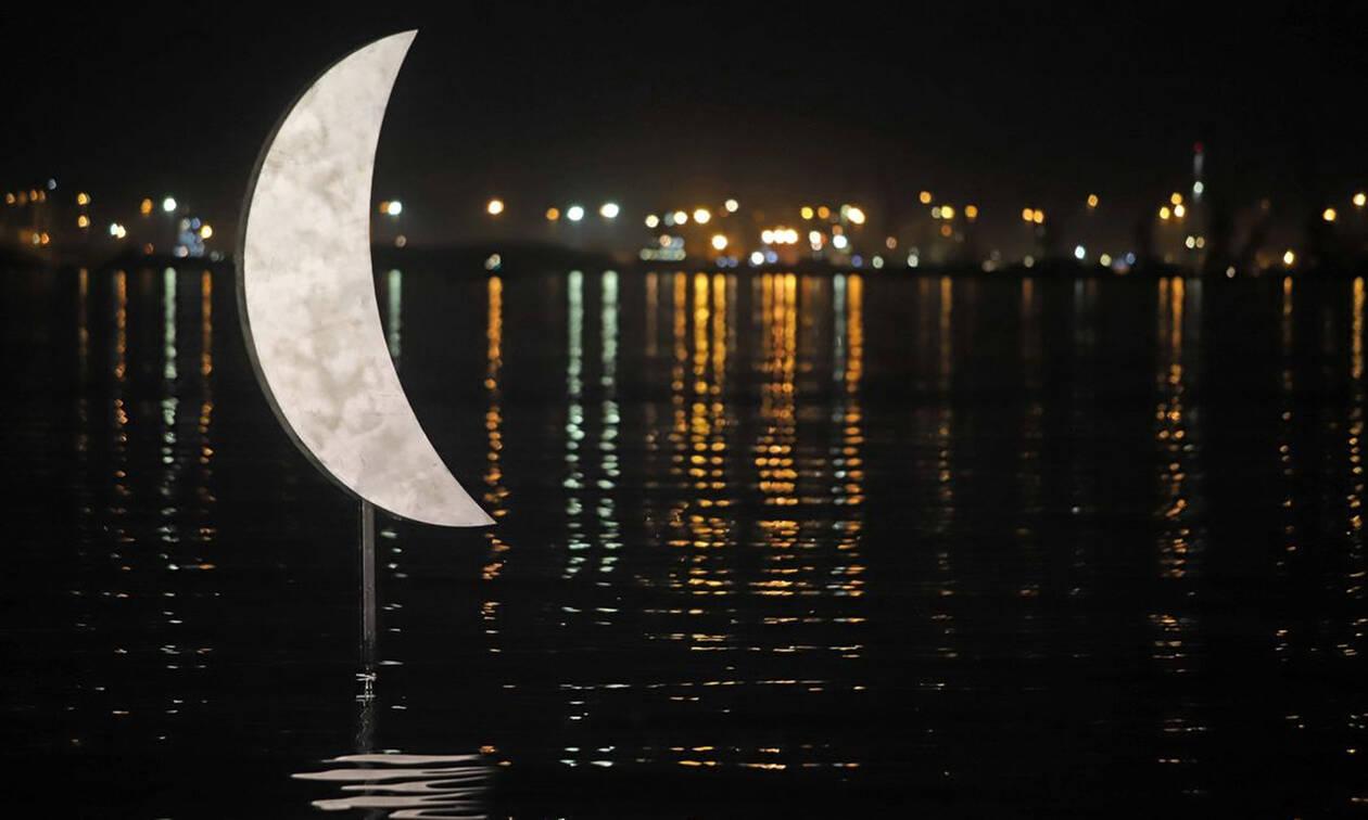 Θεσσαλονίκη: Το «Φεγγαράκι στην Ακτή» επέστρεψε στη Νέα Παραλία μετά από τρία χρόνια (pics)