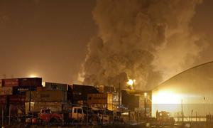 Τουλάχιστον 20 νεκροί από έκρηξη αγωγού καυσίμων στο Μεξικό (vid)