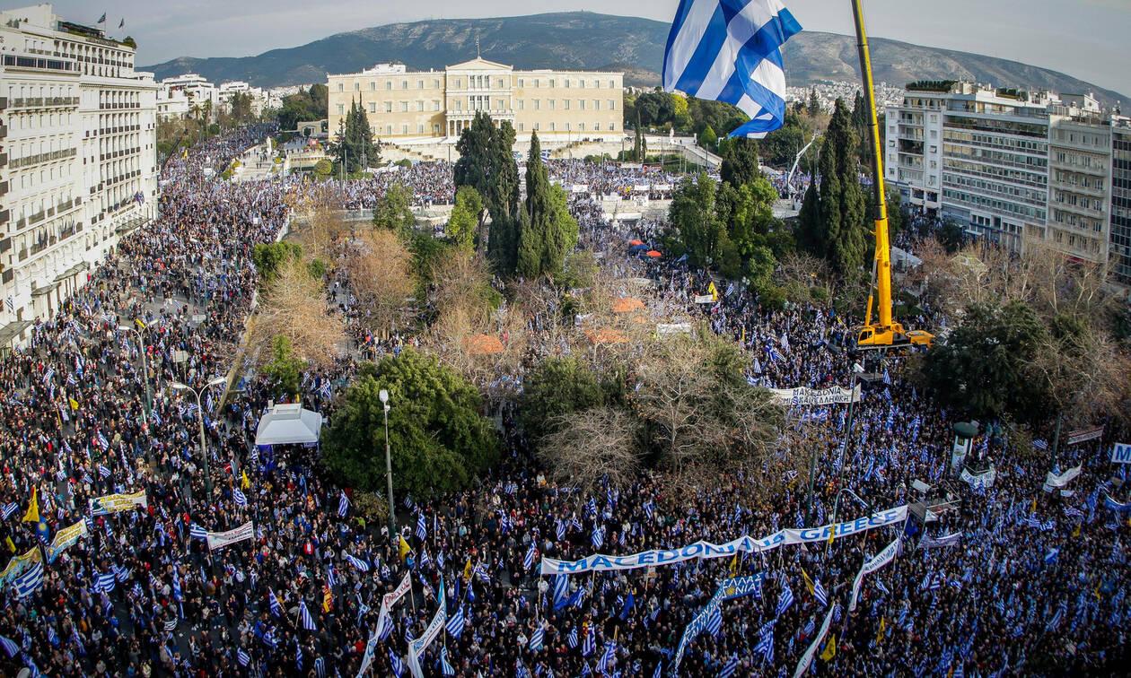 Συλλαλητήριο για την Μακεδονία: Πυρετώδεις προετοιμασίες σε όλη την Ελλάδα