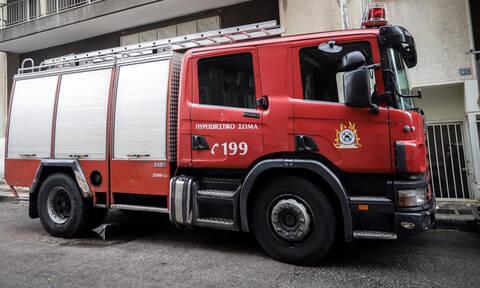 Τραγωδία στη Θεσσαλονίκη: Ένας νεκρός από φωτιά σε διαμέρισμα