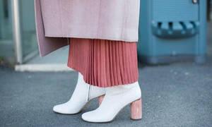 Λευκά μποτάκια: 4 πράγματα που πρέπει να προσέξεις πριν τα αγοράσεις
