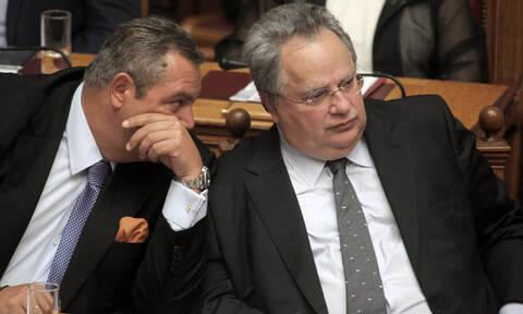 Ο Κοτζιάς αποκαλεί «εθνικό ψεύτη» τον Καμμένο και τον πάει στα δικαστήρια
