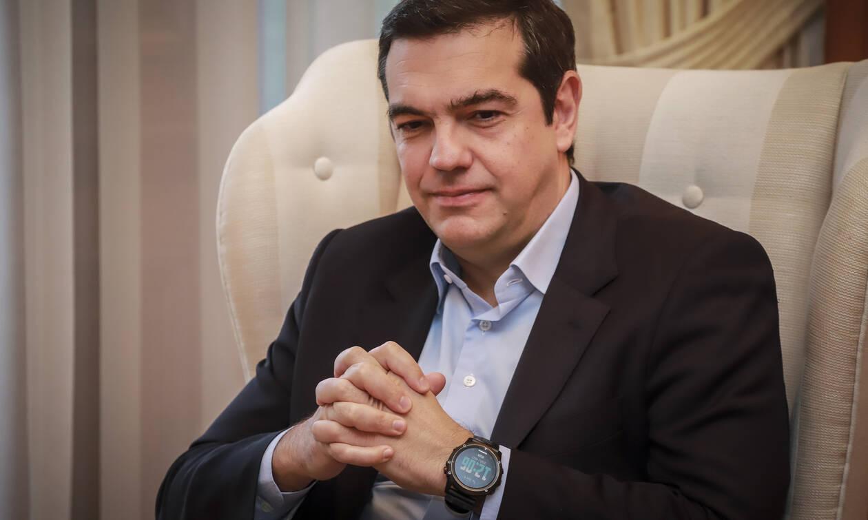 Τσίπρας: Οι Πρέσπες καταλύτης για τη συμπόρευση των προοδευτικών δυνάμεων