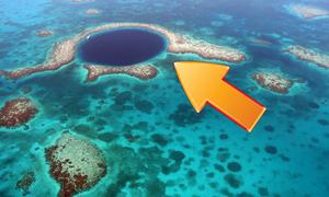 Τι μυστήριο υπάρχει πίσω από ΑΥΤΗ την «Τρύπα» στη θάλασσα;