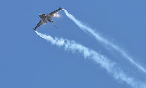 Θρίλερ στο Αιγαίο: Τουρκικό F-16 παρενόχλησε ελληνικό Super Puma κατά τη διάρκεια διάσωσης