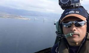 Μεσολόγγι – Πτώση αεροσκάφους: Εντοπίστηκε νεκρός ο πιλότος (Pics)