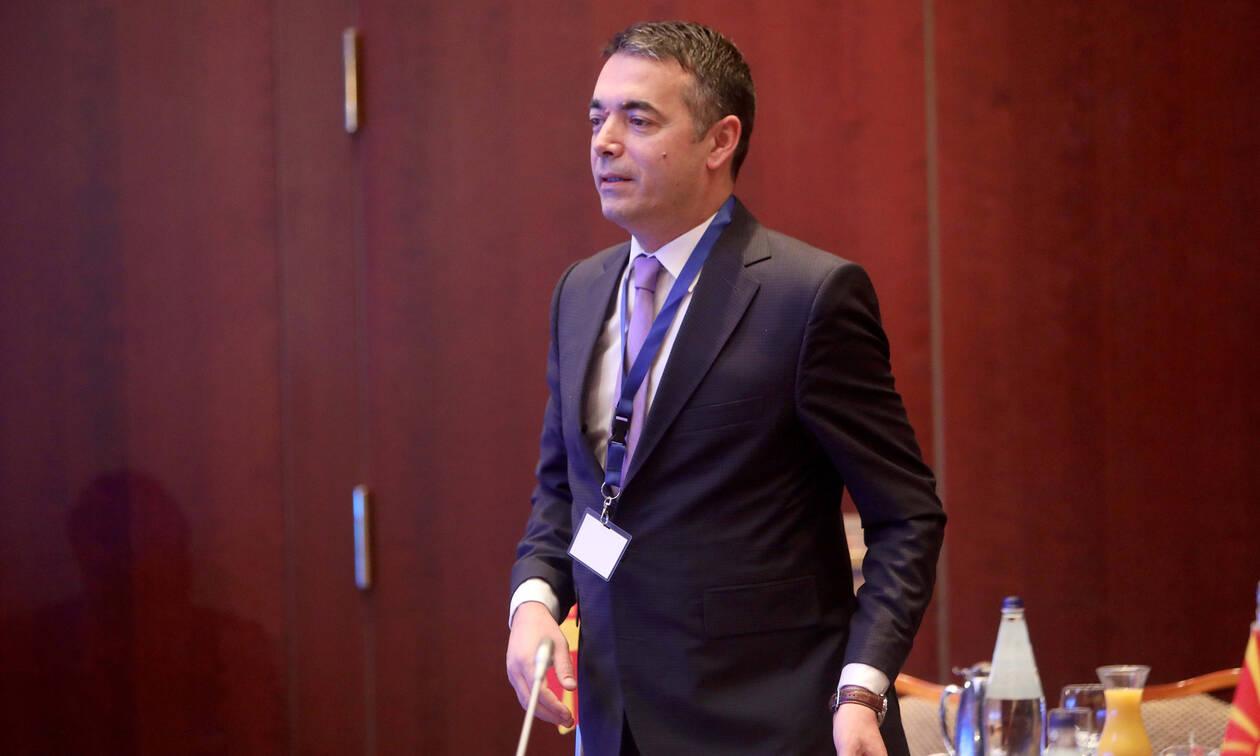 Ντιμιτρόφ: Πολύ σπουδαία για να αποτύχει η Συμφωνία των Πρεσπών