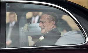 Απίστευτο: Δε θα πιστεύετε τι έκανε ο πρίγκιπας Φίλιππος δύο ημέρες μετά το τροχαίο ατύχημα (Pics)