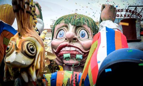 Πατρινό Καρναβάλι: Μετ΄ εμποδίων λόγω κακοκαιρίας πραγματοποιήθηκε  η τελετή έναρξης