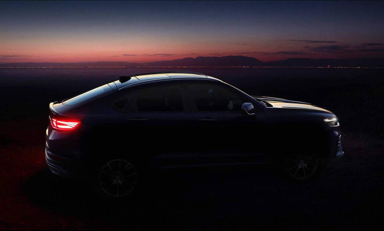 Η Geely έχει στην ιδιοκτησία της τη Volvo αλλά δεν διστάζει να αντιγράψει τη BMW X4