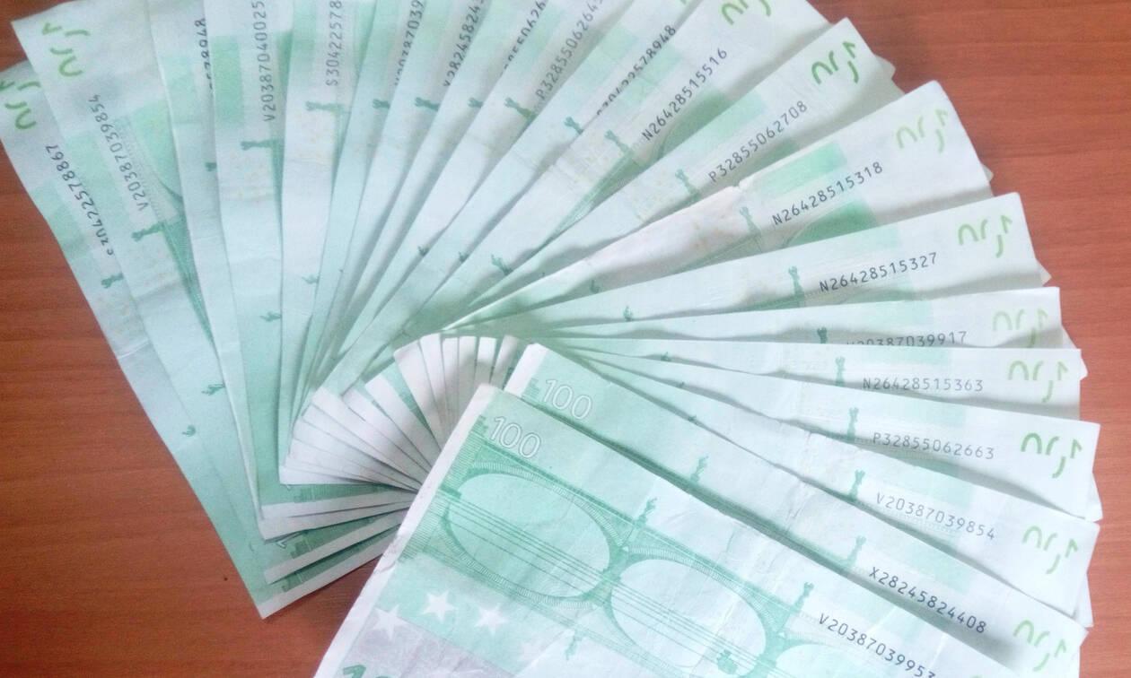 Δράμα: Δύο συλλήψεις νεαρών για πλαστά χαρτονομίσματα