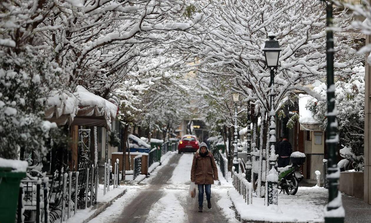 Καιρός: Αλλάζει το σκηνικό του καιρού – Νέο κύμα κακοκαιρίας με βροχές, καταιγίδες και χιόνια