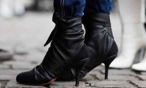 Το παρακάτω τεστ θα σου δείξει αν πρέπει ή όχι να φοράς τακούνια