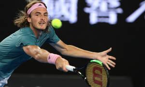 Η μεγάλη μάχη του Στέφανου: Τσιτσιπάς εναντίον Φέντερερ στους «16» του Αυστραλιανού Open