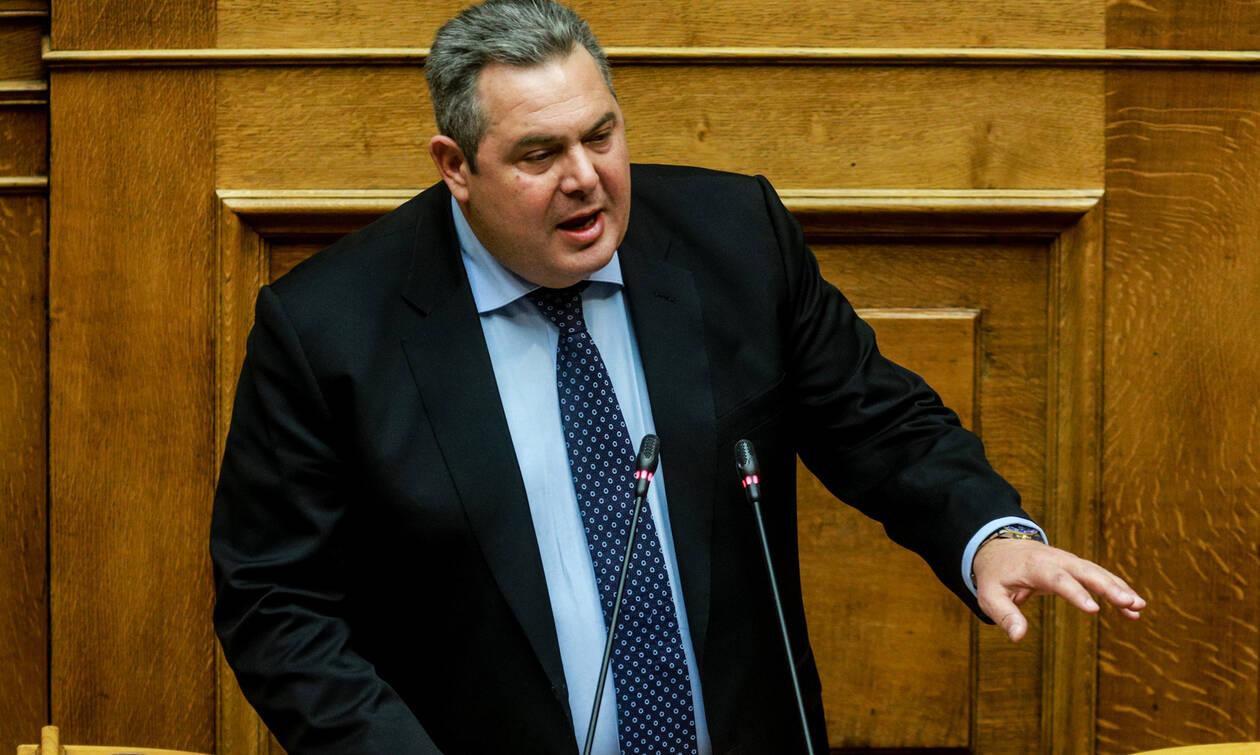 «Βόμβα» Καμμένου: Αν ο Τσίπρας δεν απομακρύνει τους υπουργούς των ΑΝΕΛ θα είναι casus belli