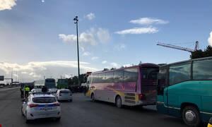 Συλλαλητήριο για τη Μακεδονία: Συρρέουν στην Αθήνα οι διαδηλωτές - Δεκάδες πούλμαν στα διόδια