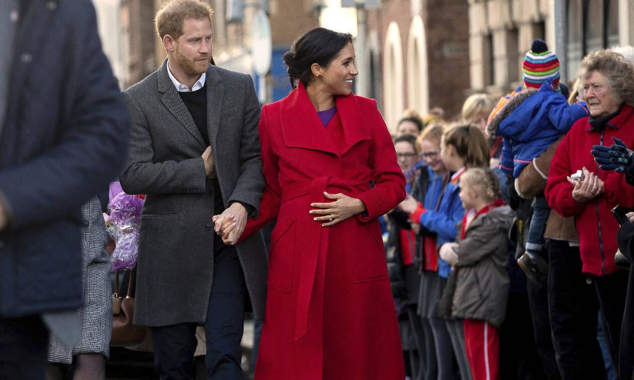 Οι περίεργοι κανόνες που πρέπει να ακολουθήσει ο Harry & η Meghan Markle για το μωρό τους