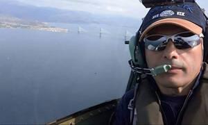Πτώση αεροσκάφους στο Μεσολόγγι: Την Δευτέρα 21/1 η νεκροτομή - Ανασύρθηκε το σκάφος