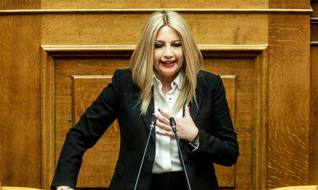 Γεννηματά για Πρέσπες: «Θα καταψηφίσουμε τη συμφωνία»