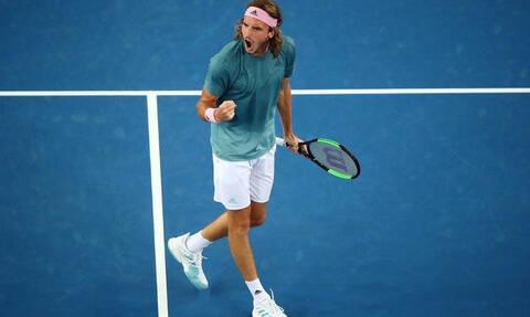 Στέφανος Τσιτσιπάς: Ο νέος μύθος του παγκόσμιου τένις είναι Έλληνας! (videos&photos)