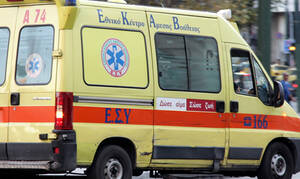 Μαχαίρωσαν άνδρα στο κέντρο της Αθήνας - Μεταφέρεται στο νοσοκομείο