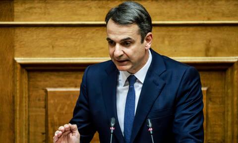 Συλλαλητήριο για τη Μακεδονία – Μητσοτάκης: Θα αναζητηθούν ευθύνες για όσα έγιναν στο Σύνταγμα