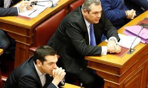 Καμμένος κατά Τσίπρα: Αυτοί οι «ακραίοι» σε έκαναν πρωθυπουργό
