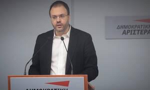 «Βόμβα» Θεοχαρόπουλου: Προσπάθησαν να με δωροδοκήσουν για να καταψηφίσω τη Συμφωνία των Πρεσπών