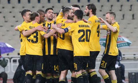 ΑΕΚ-Αστέρας Τρίπολης 3-0: Βρήκε τη… συνταγή (photos)
