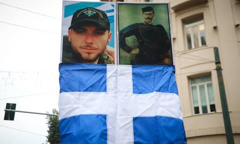 Συλλαλητήριο για τη Μακεδονία: Συγκλόνισαν η μάνα και η αδερφή του Κατσίφα (vid)