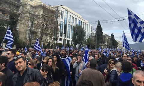 Συλλαλητήριο για τη Μακεδονία: Τι γράφει ο ξένος Τύπος για τη συγκέντρωση στο Σύνταγμα