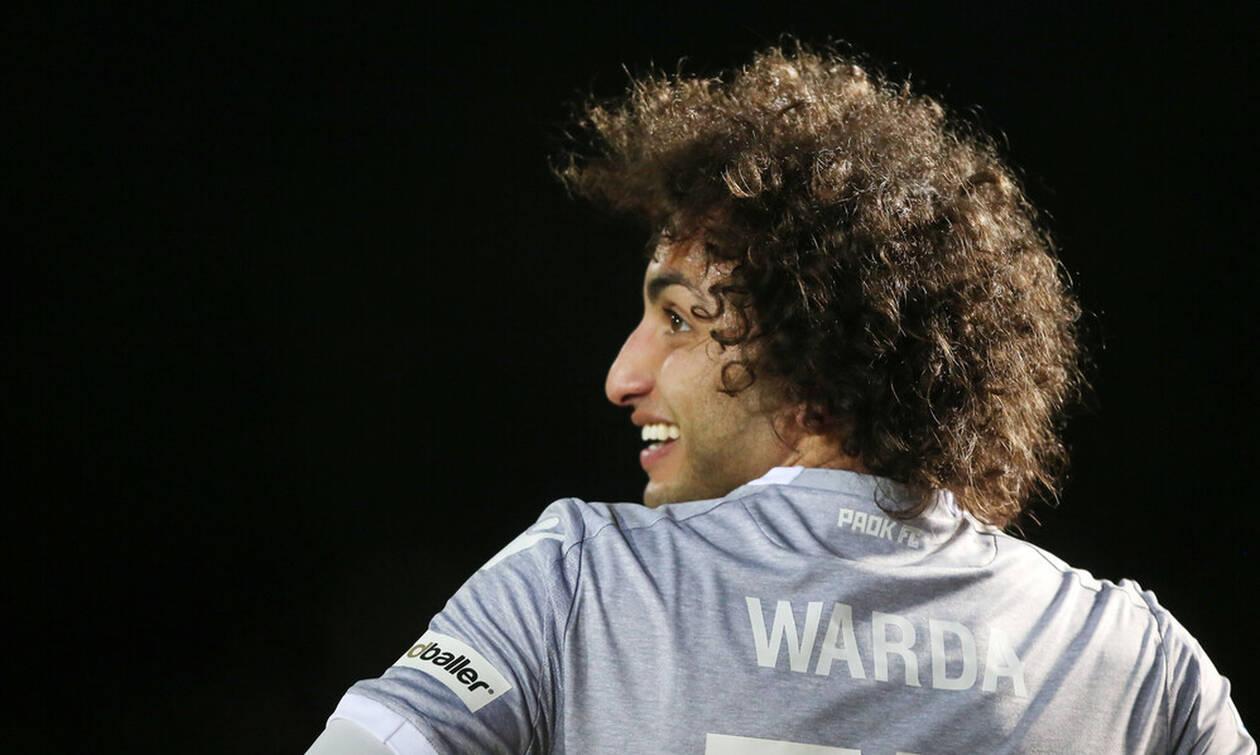 Το αντίο του Ουάρντα στον ΠΑΟΚ (photos)