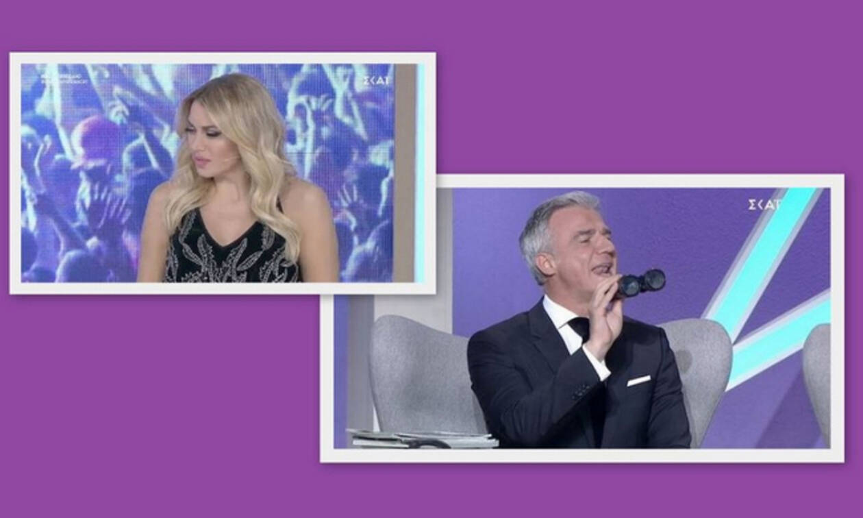 My style rocks Gala: Η εμφάνιση που έκανε τον Αργυρόπουλο να βγάλει τα κιάλια! Κάγκελο η Σπυροπούλου