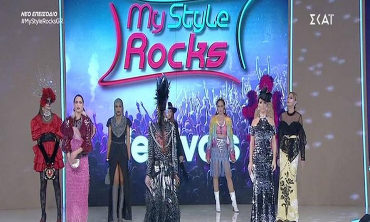 My Style Rocks Gala: Ποια παίκτρια κέρδισε τα 2.500 ευρώ και ποια αποχώρησε;