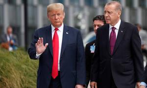 Ερντογάν σε Τραμπ: Η Τουρκία είναι έτοιμη να πάρει τον έλεγχο της Μάνμπιτζ