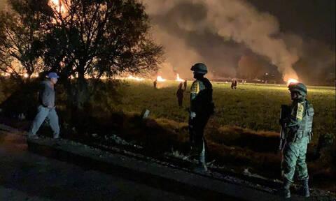 Έκρηξη στο Μεξικό: Βρίσκουν συνέχεια πτώματα - Στους 85 οι νεκροί (pics)