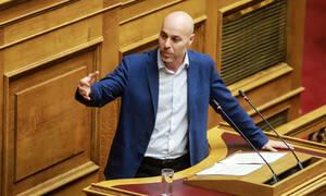 Τέλος το Ποτάμι από τη Βουλή: Ανεξαρτητοποιήθηκε ο Γιώργος Αμυράς