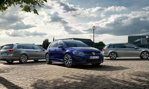 Νέο VW Golf: Αυτή είναι η καινούργια, 8η γενιά του χωρίς καμουφλάζ