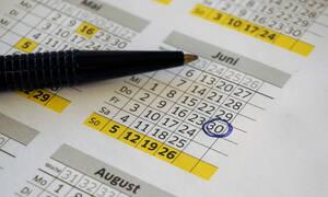 Αργίες 2019: Πότε «πέφτουν» Πάσχα, Καθαρά Δευτέρα και Αγίου Πνεύματος - Ποια είναι τα τριήμερα