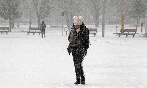 Καιρός: Προσοχή! Έρχεται νέα κακοκαιρία με ισχυρές βροχές και πυκνές χιονοπτώσεις – Πού θα χτυπήσει