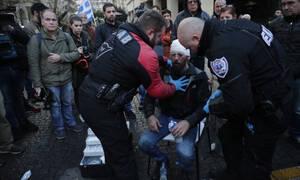 Ψηφίστε τώρα: Πιστεύετε ότι η χρήση χημικών στο συλλαλητήριο ήταν δικαιολογημένη;