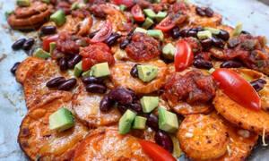 Η συνταγή της ημέρας: Νάτσος από γλυκοπατάτα