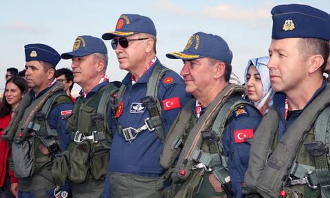 «Ξέφυγαν» πάλι οι Τούρκοι: Απειλούν Ελλάδα και Κύπρο με πόλεμο